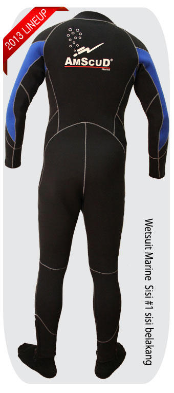 [WTS] Wetsuit amscud marine ( new )