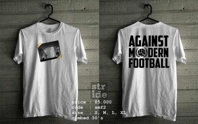 Ngabisin Stock! Tees Against Modern Football