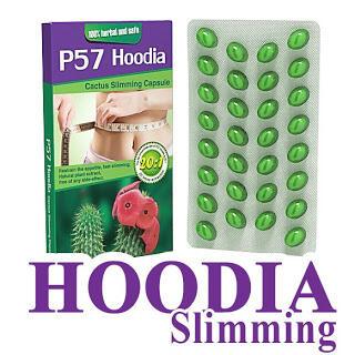 Obat Pelangsing Herbal Alami Hoodia P57