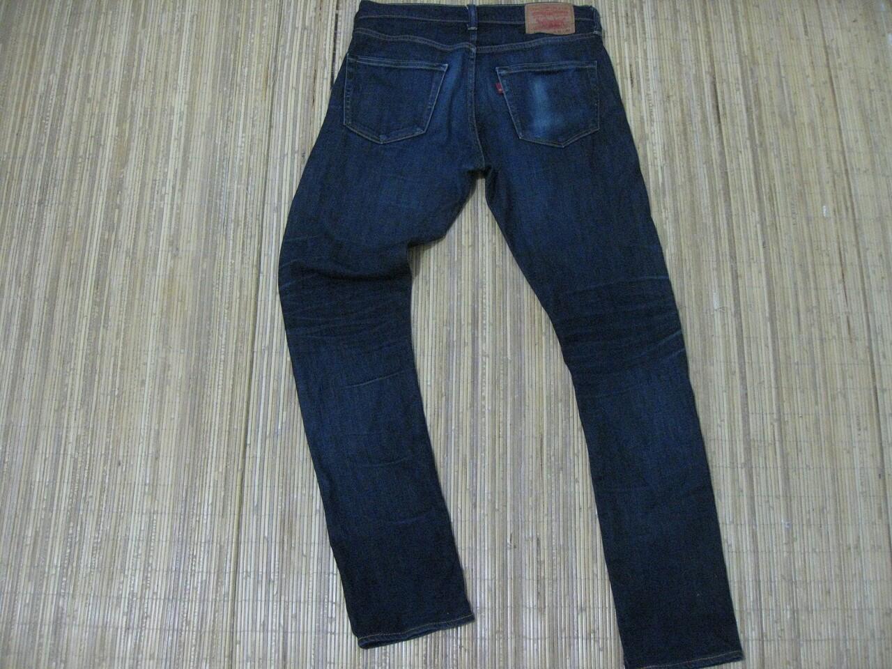 Levis Jeans 510 Slim Fit Size 31/34 Original