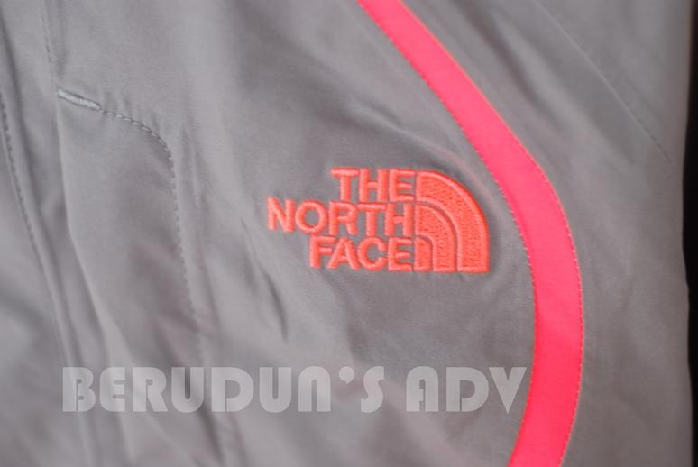 Jaket Berghaus Gore-Tex, The North Face (TNF) Hyvent Original
