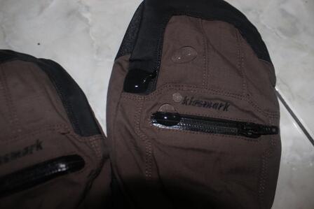 The North Face (tnf) packable, Lafuma Goretex, Gloves Kissmark, Salewa