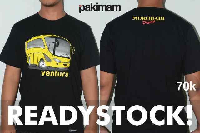 Tshirt Bus