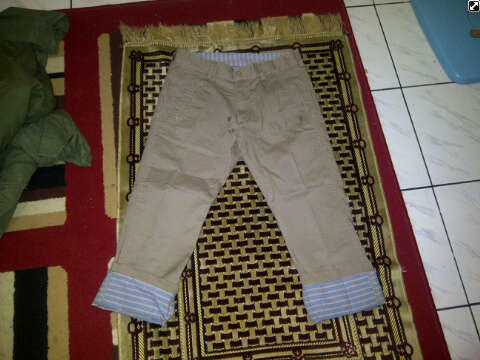 long pants dickies size 29 slim kondisi 98% made in china
