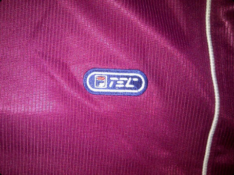 jersey original WHU west ham united kondisi 95% size xl