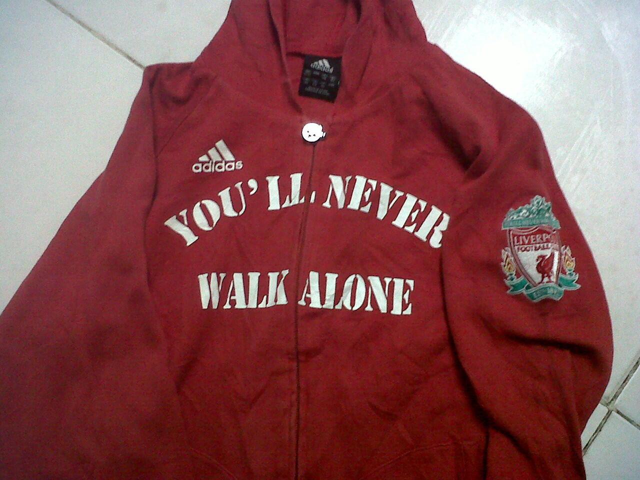 Adidas Hoodie Liverpool