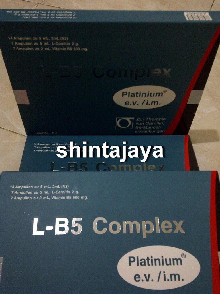 LB5 complex penurun berat badan