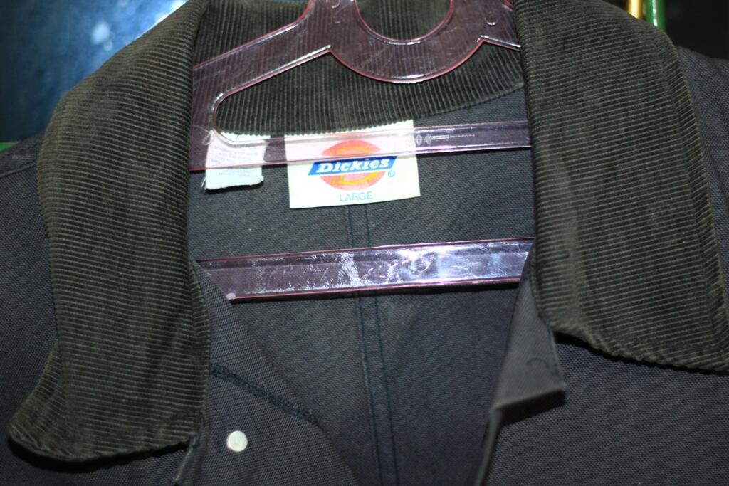 FS: PARKA N-3B, Jacket / COAT DICKIES dan Jacket Coat kulit asli genuine leather ...