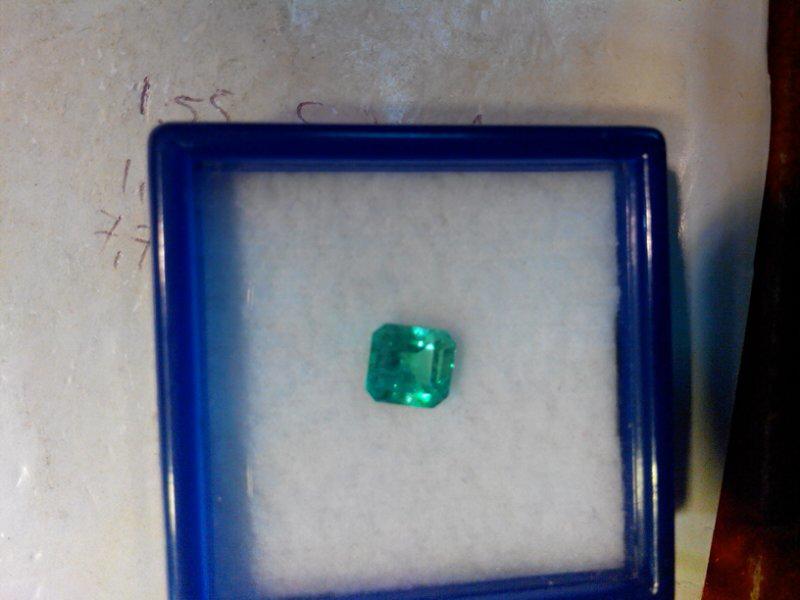 zamrud (emerald) colombia asli.. gems center rawabening