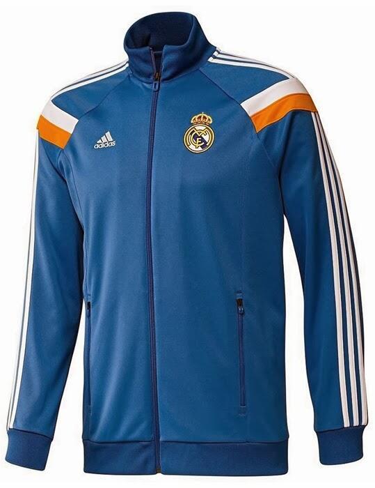 Jaket Real Madrid Grade Ori Thailand