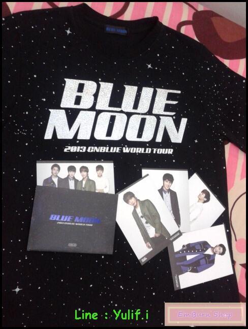 Official T-Shirt CNBLUE Bluemoon