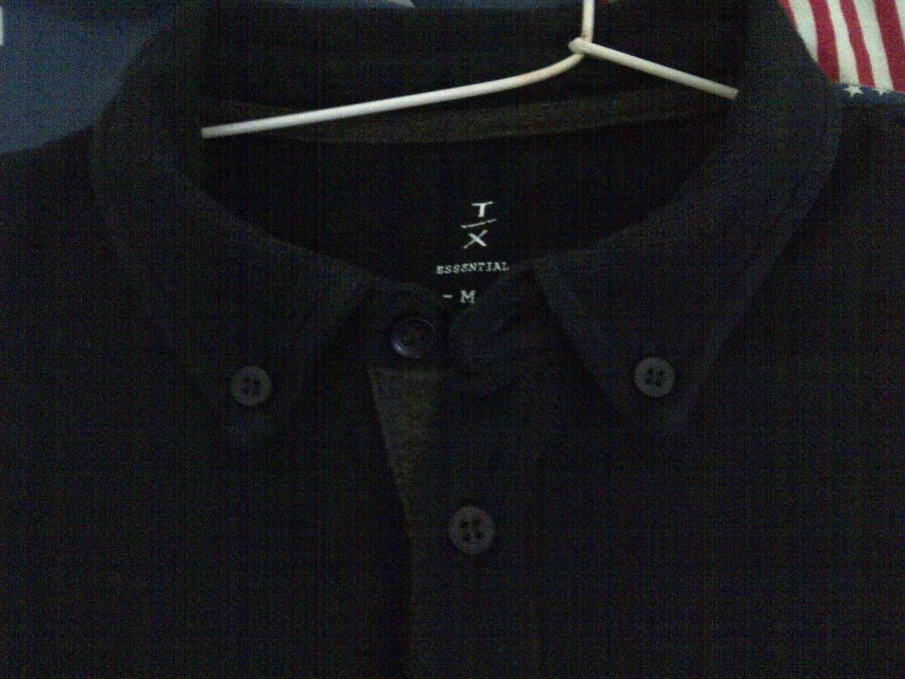 jual polo shirt the executive. simple and classic but still nice.