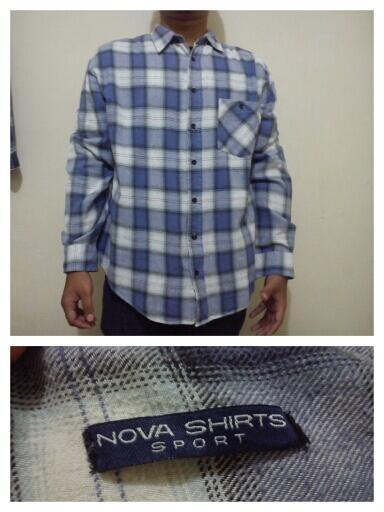 ஜ۩۞۩ஜ Kemeja Flanel Murah OshKosh, Nova Shirt, dll ஜ۩۞۩ஜ