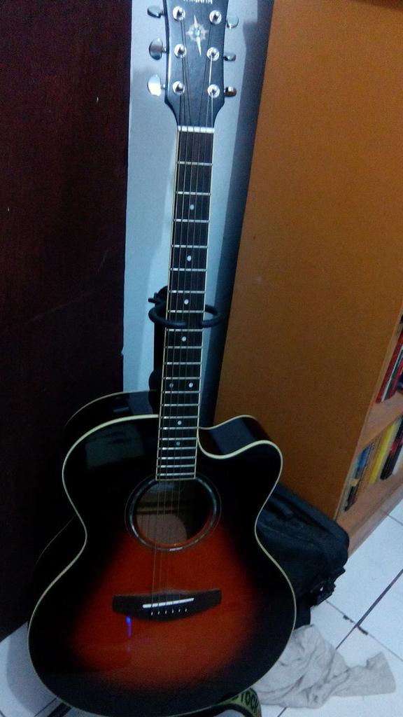 Gitar Akustik Elektrik Yamaha CPX 500 II Paling Murah