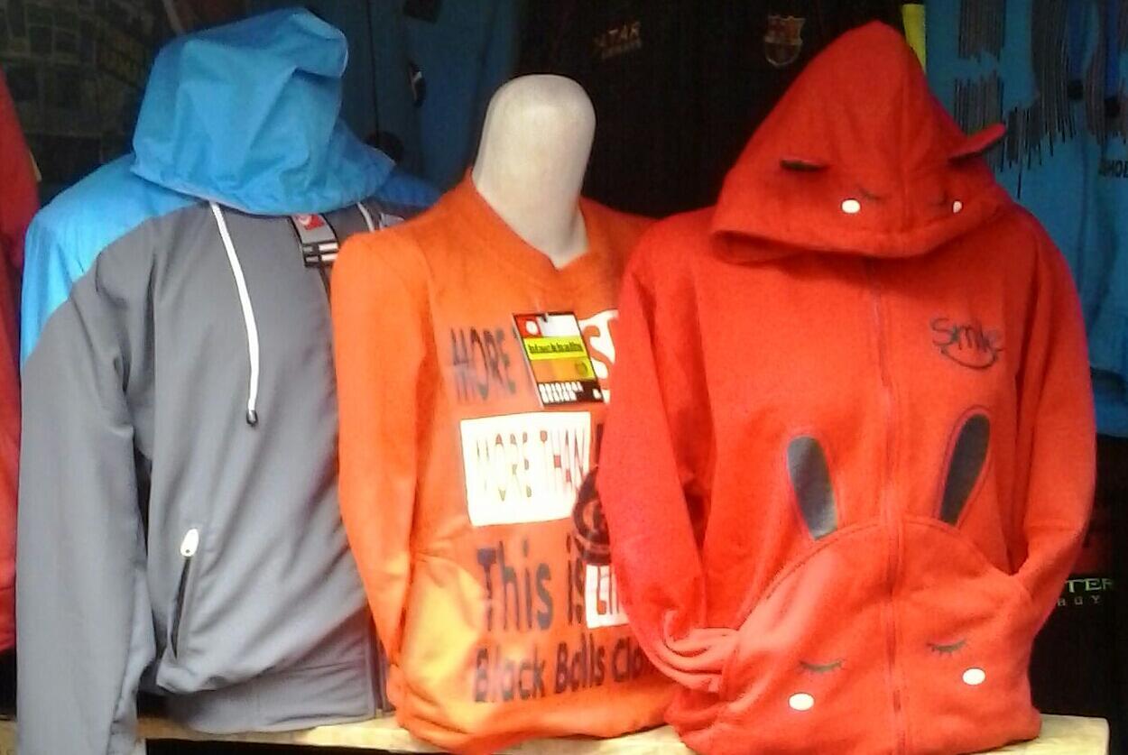 jaket sweater, termurah di jejar sos cod bandung kirim lewat JNE kualitas bagus