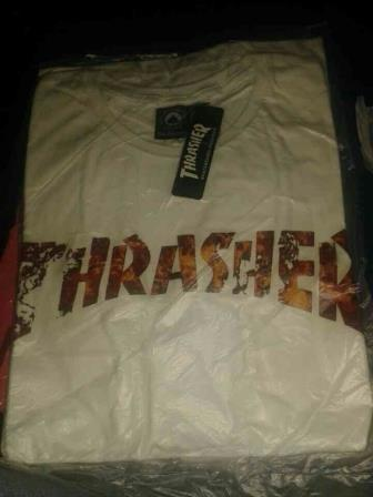 t-shirt Thraser