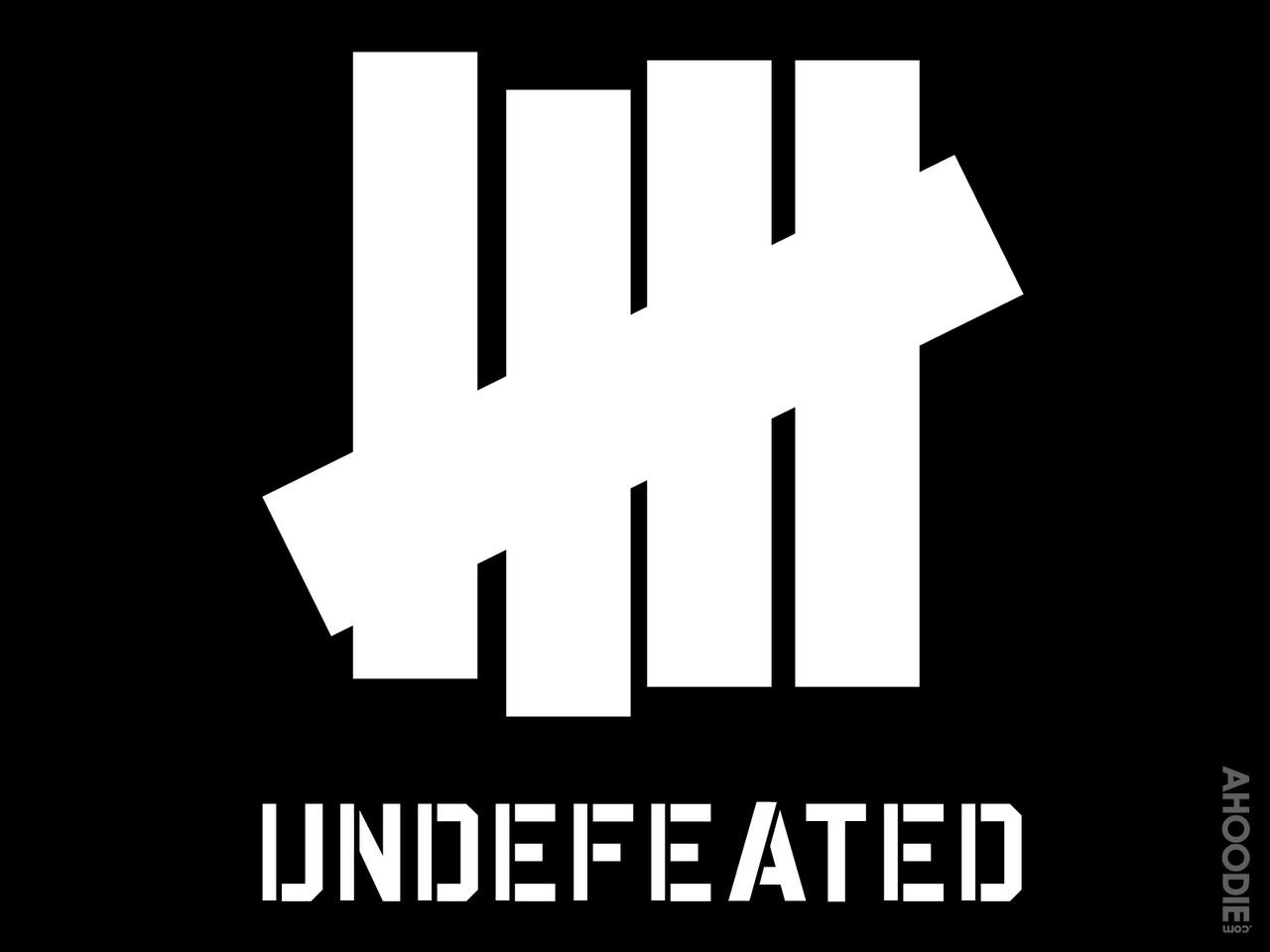 Jacket undefeated full tag original langka