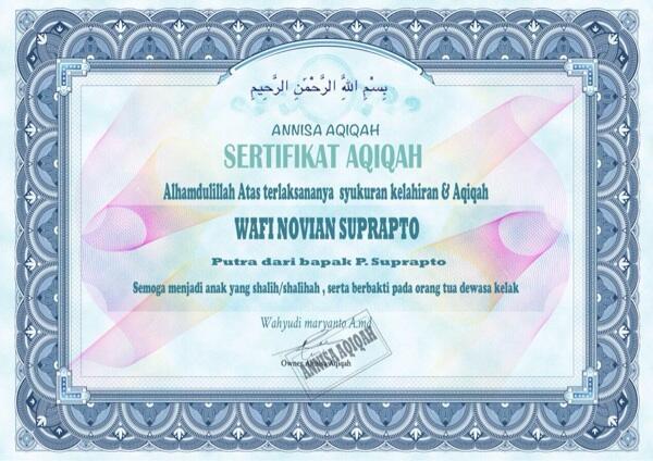 Jasa aqiqah