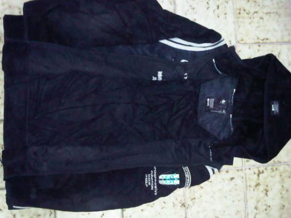 Stone Island/LeVi's/EXR/jaket outdoor FitzRoy/Jaket Half Leather/Alpha Industries