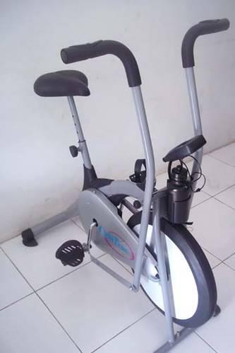 Sepeda Statis dan Dinamis Platinum Bike