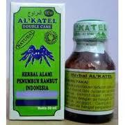 Herbal Penumbuh Rambut, AL KATEL