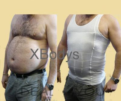 Slim N Lift Body Shaping For Man - Biar tambah PD