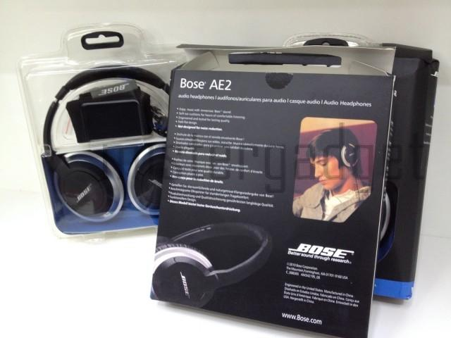 Headphones BOSE AE2