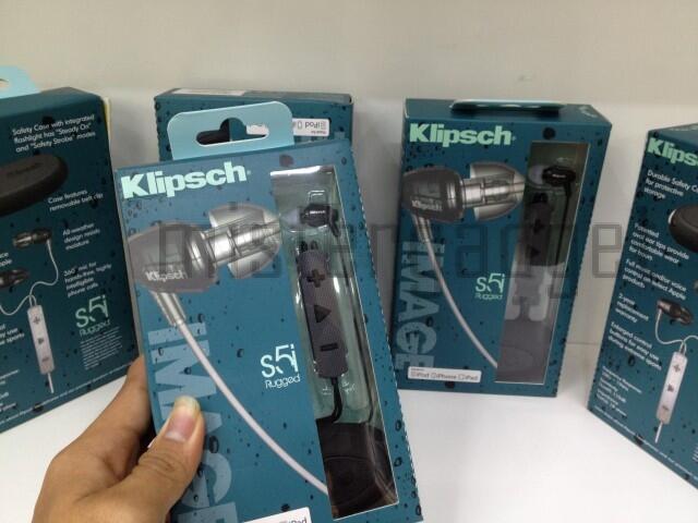KLIPSCH S4i dan s5i