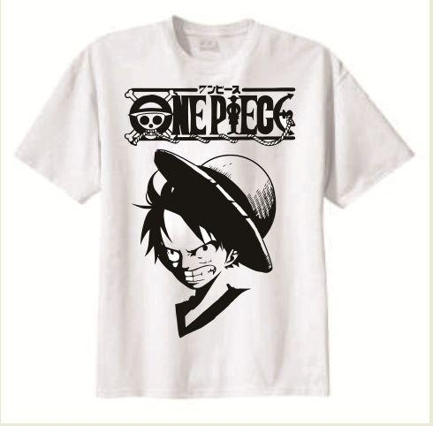 "[PRE ORDER] Kaos One Piece ""Monkey D. Luffy"" Murah"