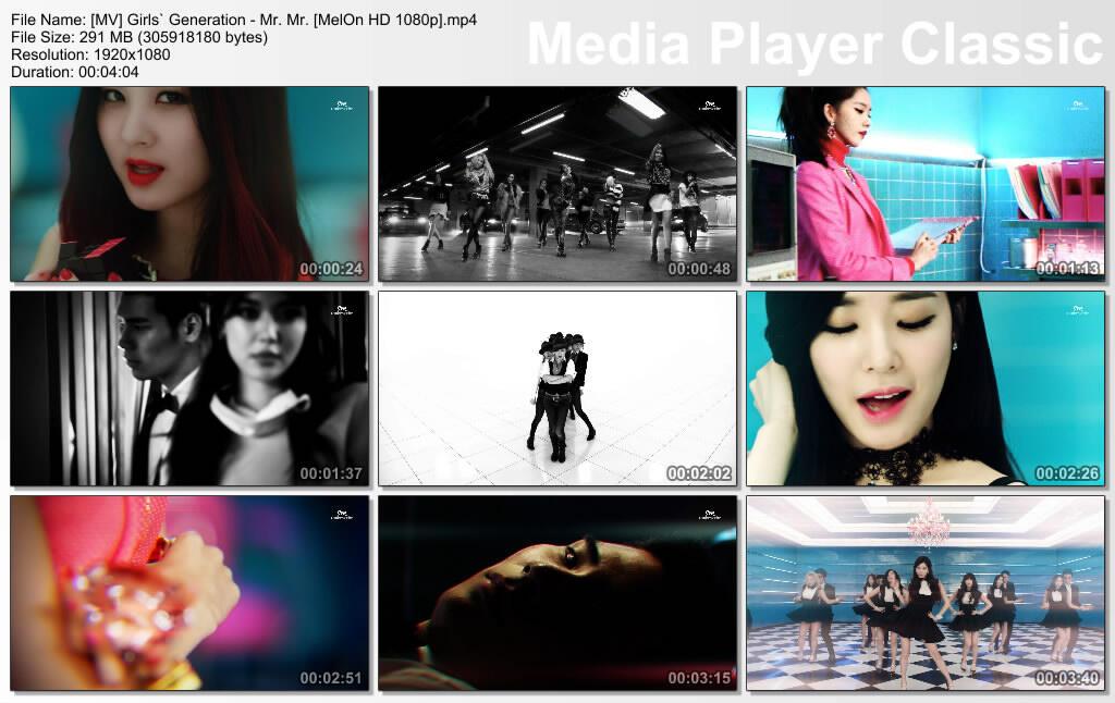 Koleksi High Quality SNSD MV, LIVE, & CF