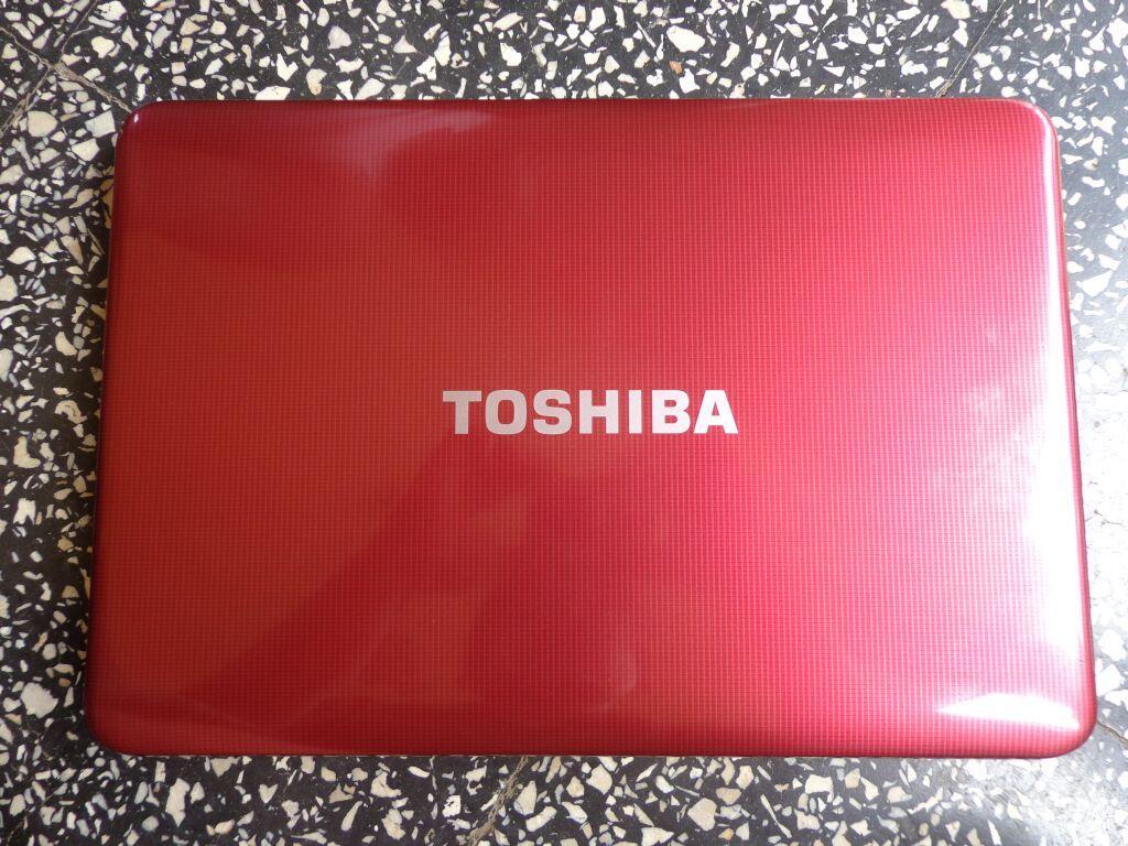 Toshiba C840 i3 2370m hdd 500gb ram 2gb red muraaah