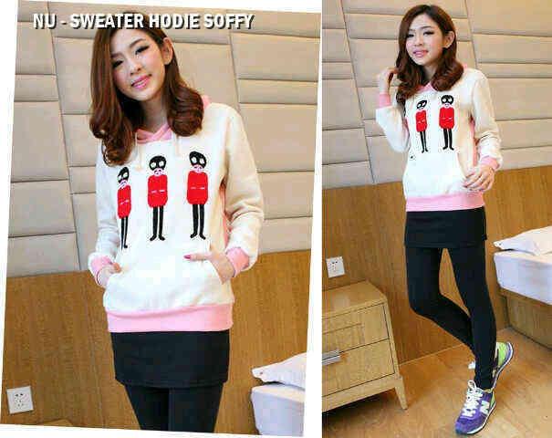 sweater hodie soffy