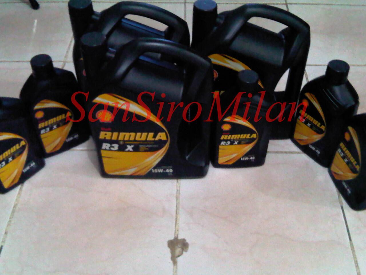 Terjual Oli Diesel Idemitsu Mobil Delvac Repsol Super