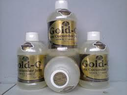Jelly Gamat Gold G