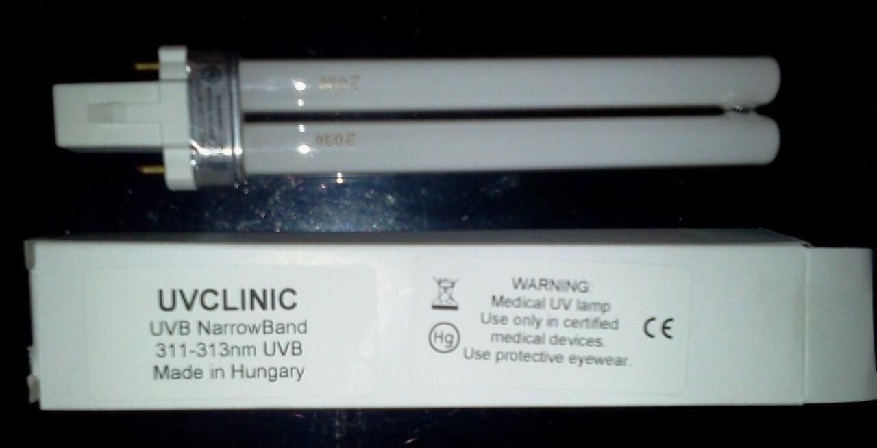 Obat Vitiligo Terapi Sinar UVB Gelombang Pendek 311 nanometer