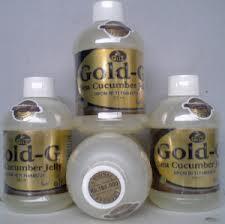 Jelly Gamat Gold G & Soman Platinum 3 Murah