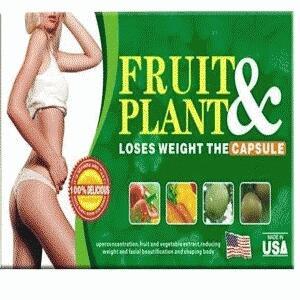 ★ Fruit Plant Slimming Capsule ★ Made in USA 100% ORIGINAL ★ 100% EFFECTIVE