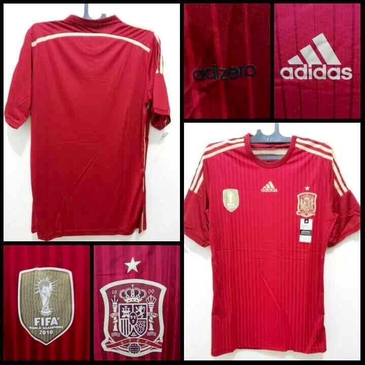 - - Ready Stock Jersey World Cup Brazil & Club 2014 - -