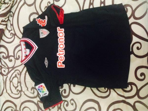 WTS Jersey Atletico Bilbao Away 12/13 2nd Kw Thailand