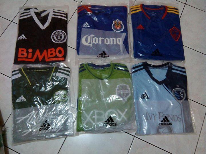 Jual Jersey MLS ( Liga Amerika )