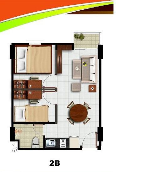 Jual Apartemen Bogor Valley Condotel