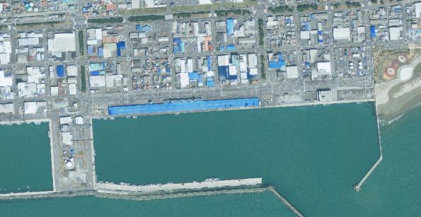 [Mengenang 3 Tahun] Citra Satelite Sebelum dan Sesudah Tsunami Jepang 11 Maret 2011