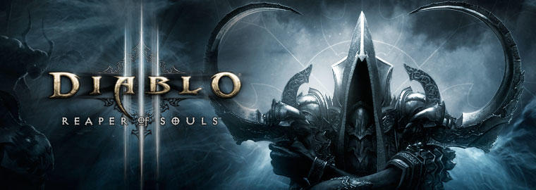 [OFFICIAL] DIABLO III: Reaper of Souls | No one can stop death