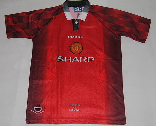 Jersey retro mu/manchester united murah... masuk gan