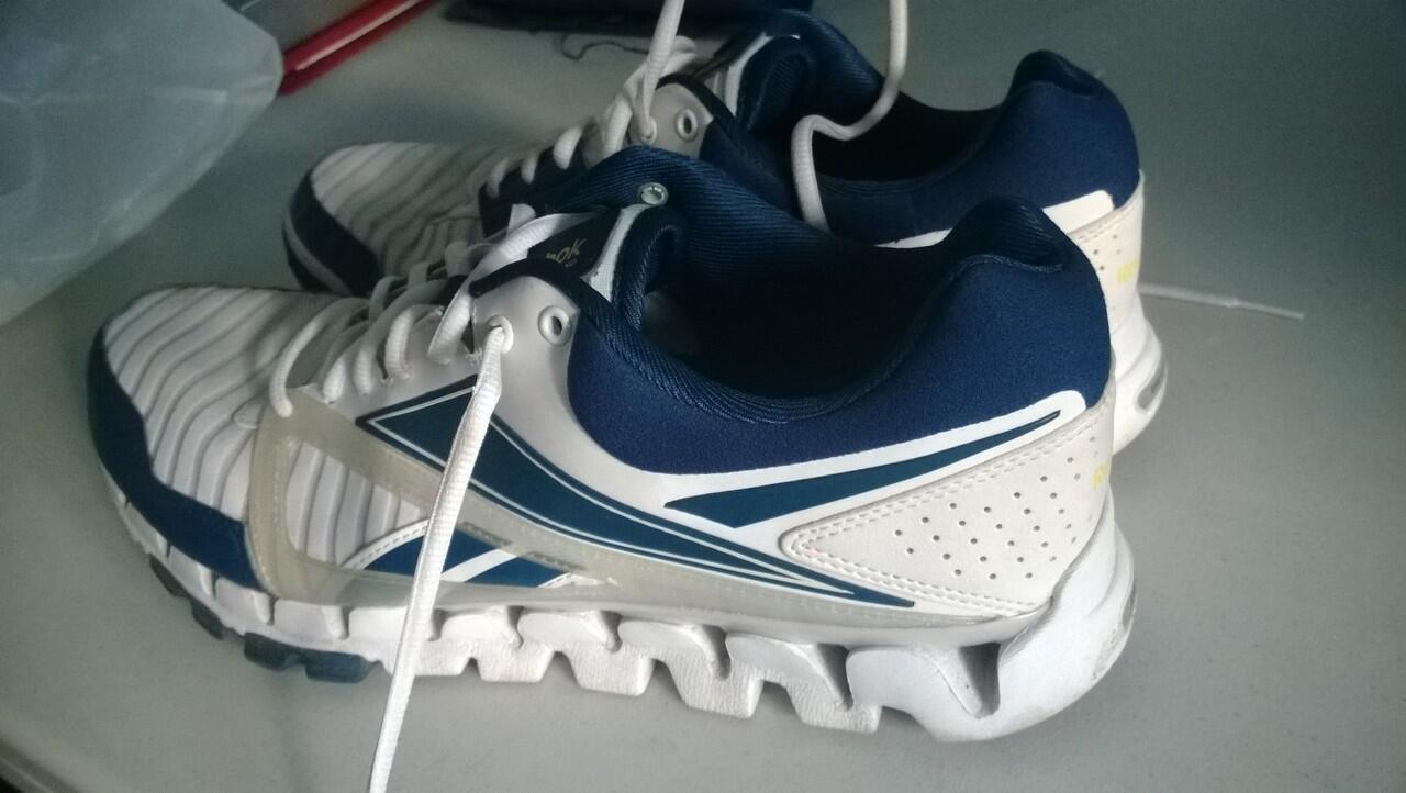 Sepatu Training Tennis Gym Reebok ZigNano 2nd Murah !! Kondisi 92%.