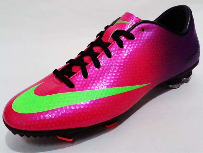 Sepatu Bola Nike Mercurial Victory IV FG Sunset