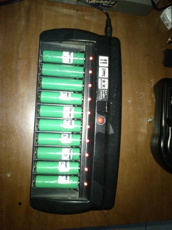 (WTS) Charger Batere Tamiya VANSON PIANO