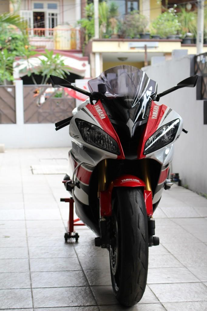 wts Yamaha R6 anniversary 2012 WGP