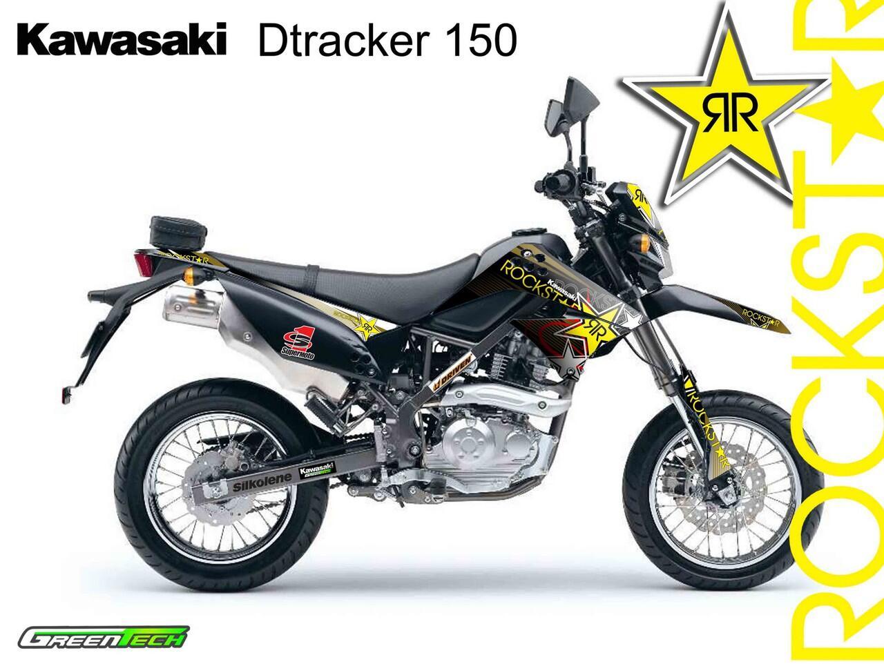 Zerografix for KLX/D-TRACKER 150
