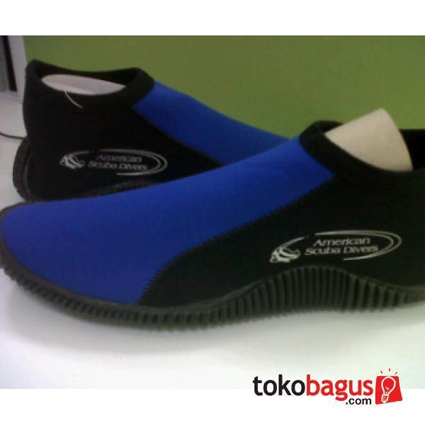 Sepatu Selam / Booties Merk Amscud Bisa Untuk Karang